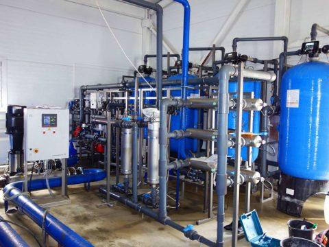 Очистка воды для промышленного водоснабжения – сложный многоступенчатый процесс