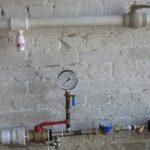 Применение байпаса в водоснабжении