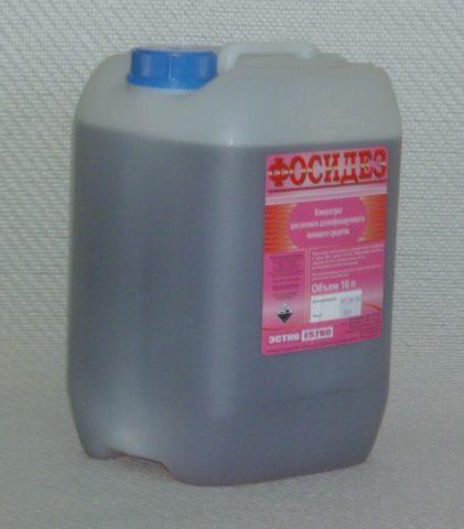 Современное средство для дезинфекции - альтернатива хлорной извести
