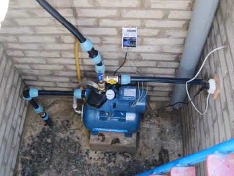 Чтобы схема водоснабжения работала бесперебойно главное правильно подобрать насос