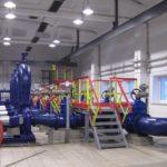 Фото помещения насосной станции
