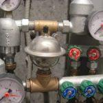 Манометры для контроля давления