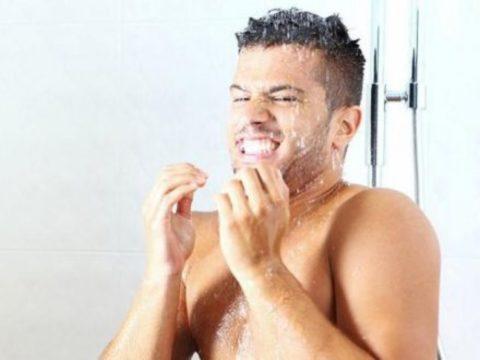 Холодный душ полезен, но не всегда приятен