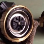 Резьбовое соединение позволяет легко разобрать насос для ремонта или профилактики