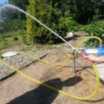 Абиссинская скважина во дворе