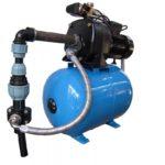 Обычный бытовой насос поднимает воду максимум на 7 метров