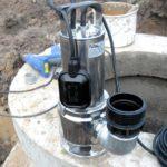 Подготовка канализационного оборудования к монтажу