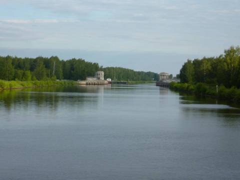 Реки – надежные источники воды для городов