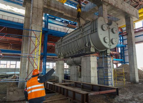 Главный потребитель воды на ТЭЦ – конденсатор турбины